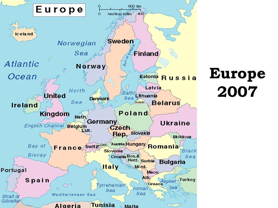 Europe 2007