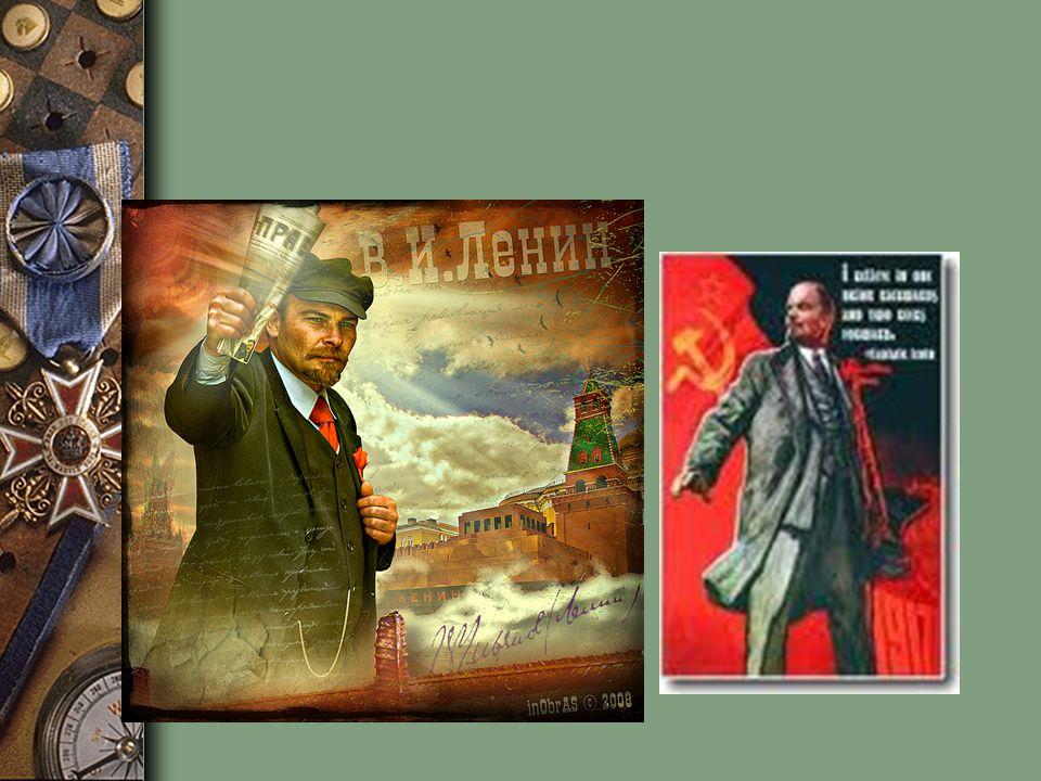 Vladimir Lenin 1917 Later that year, Vladimir Lenin led a second revolt that overthrew the temporary government.