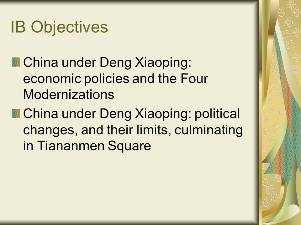 Key Terms Sun Yat-sen General Yuan Shigai Chiang Kai-shek Mao Zedong The Long March The Great Leap Forward The Great Proletarian Cultural Revolution Deng Xiaoping