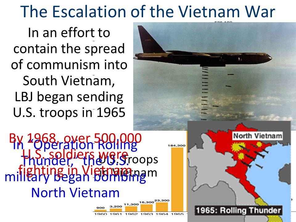 Fighting the War in Vietnam ■The goal of U.S.