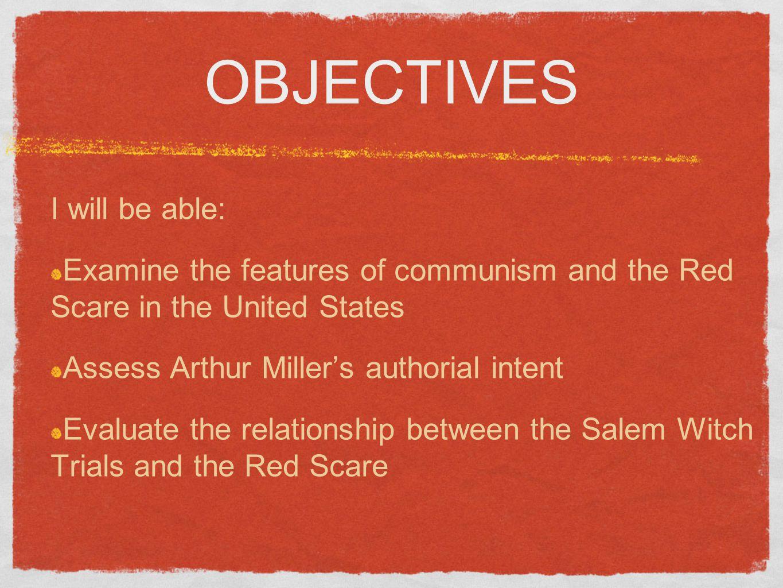 Joseph McCarthy Senator Joseph McCarthy of Wisconsin started a hunt to find Communists in America.