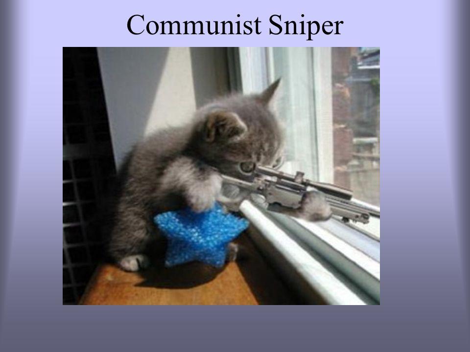 Communist Sniper