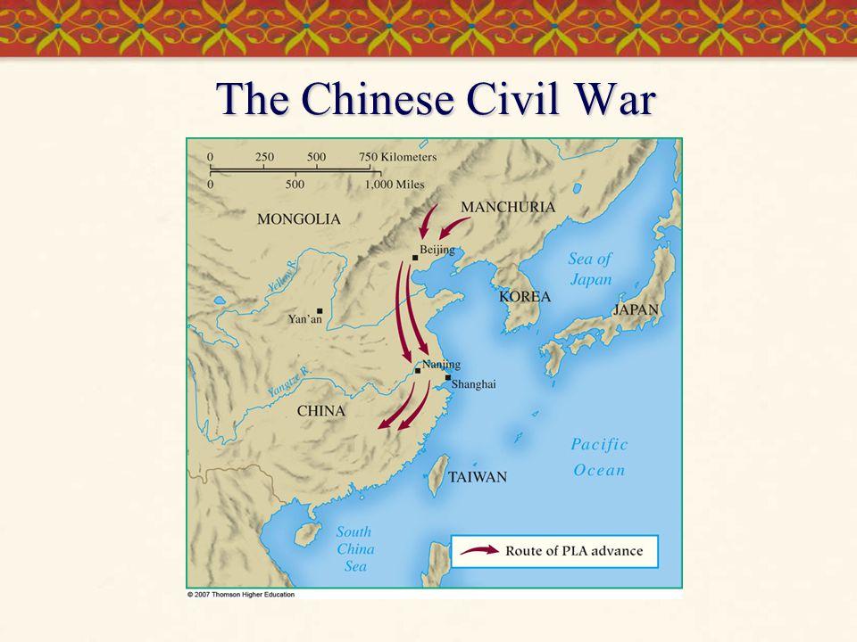 The Chinese Civil War