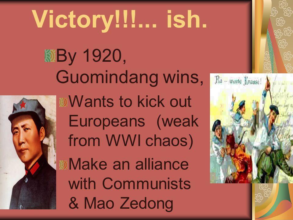 Victory!!!... ish.