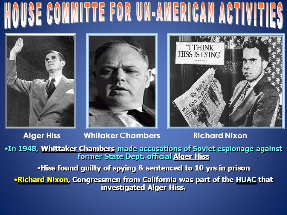 Hollywood Ten.1947 investigation led to prison sentences for contempt known as the Hollywood Ten.