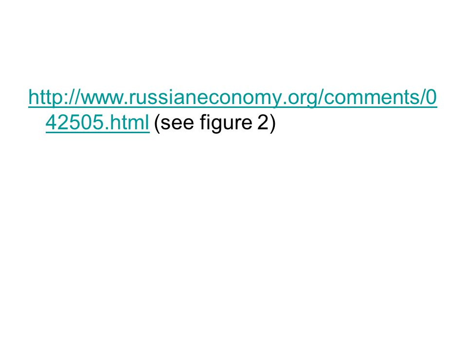 http://www.russianeconomy.org/comments/0 42505.htmlhttp://www.russianeconomy.org/comments/0 42505.html (see figure 2)