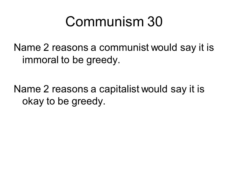 Communism 40 What country was Marx from.