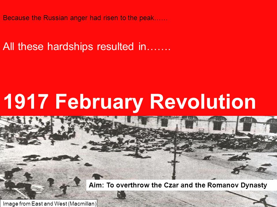 Witness the Russian hardship…..Wars…. Wars….