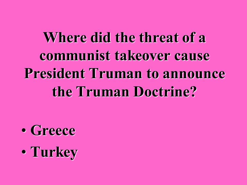 Totalitarian government or dictatorshipTotalitarian government or dictatorship CommunismCommunism Communist or socialist economic systemCommunist or s