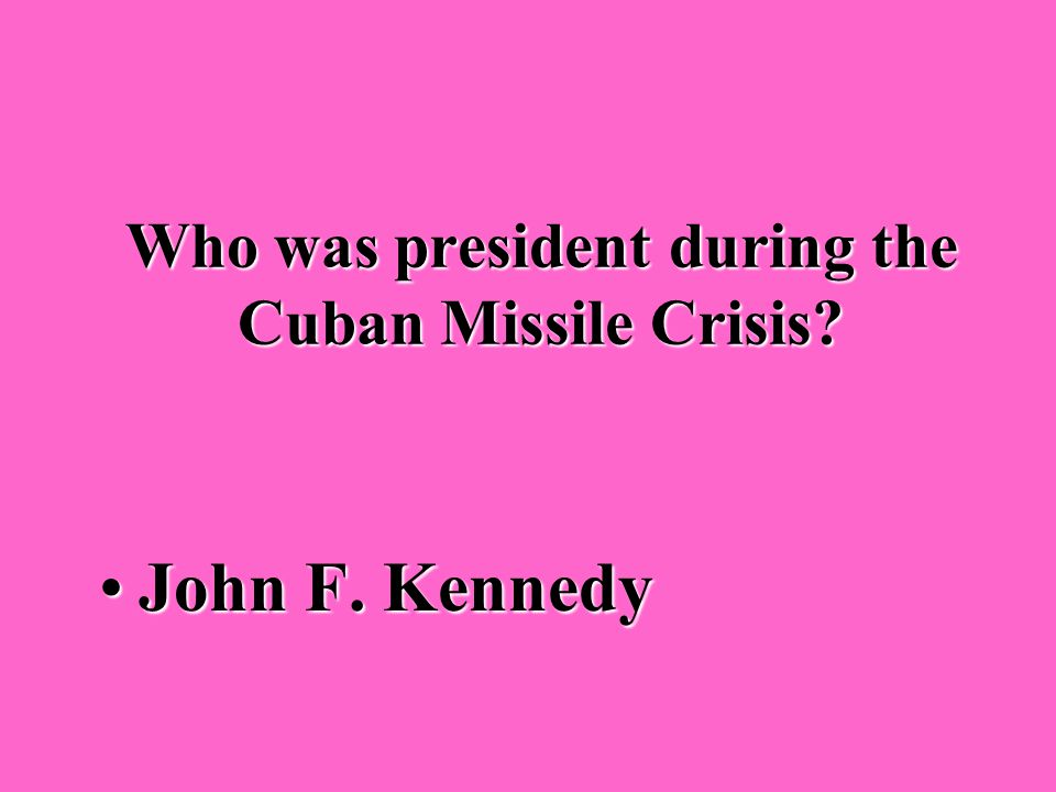 What was the Bay of Pigs? The CIA sponsored invasion of Cuba by Cuban exiles to overthrow Castro. It failed!The CIA sponsored invasion of Cuba by Cuba