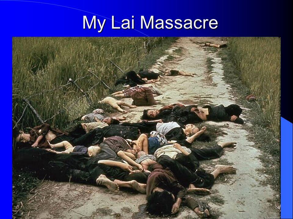 My Lai Massacre