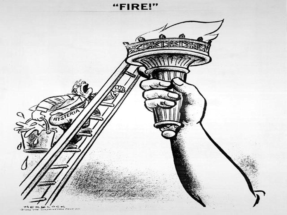 Eisenhower's Brinksmanship Eisenhower Disagreed with Containment Secretary of State John Foster Dulles Believed in Brinksmanship Believed U.S.
