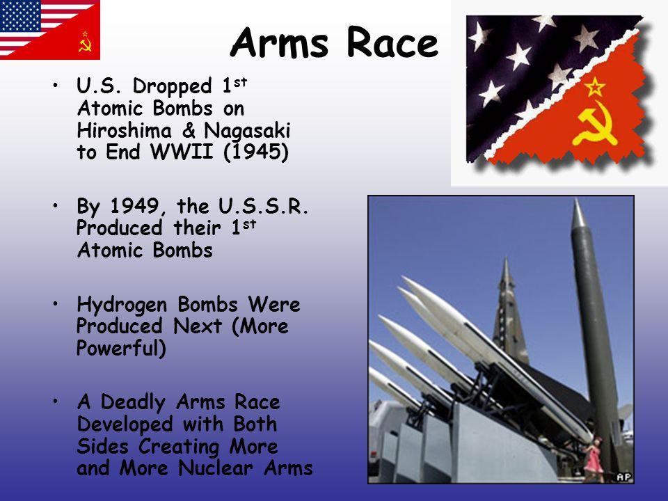 Arms Race U.S.