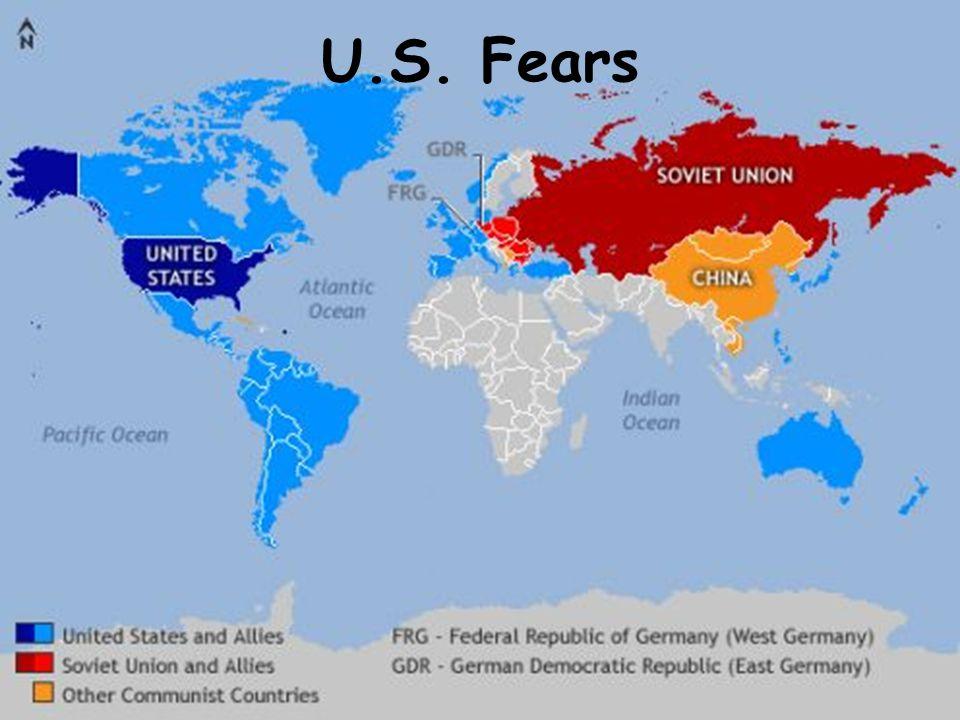 U.S. Fears