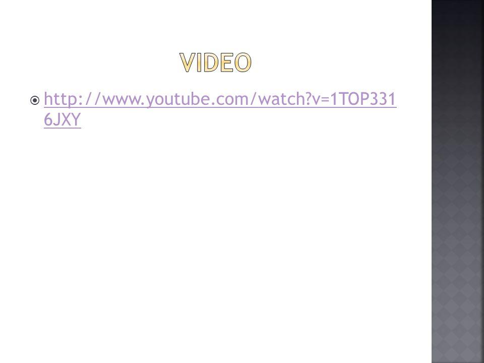  http://www.youtube.com/watch?v=1TOP331 6JXY http://www.youtube.com/watch?v=1TOP331 6JXY