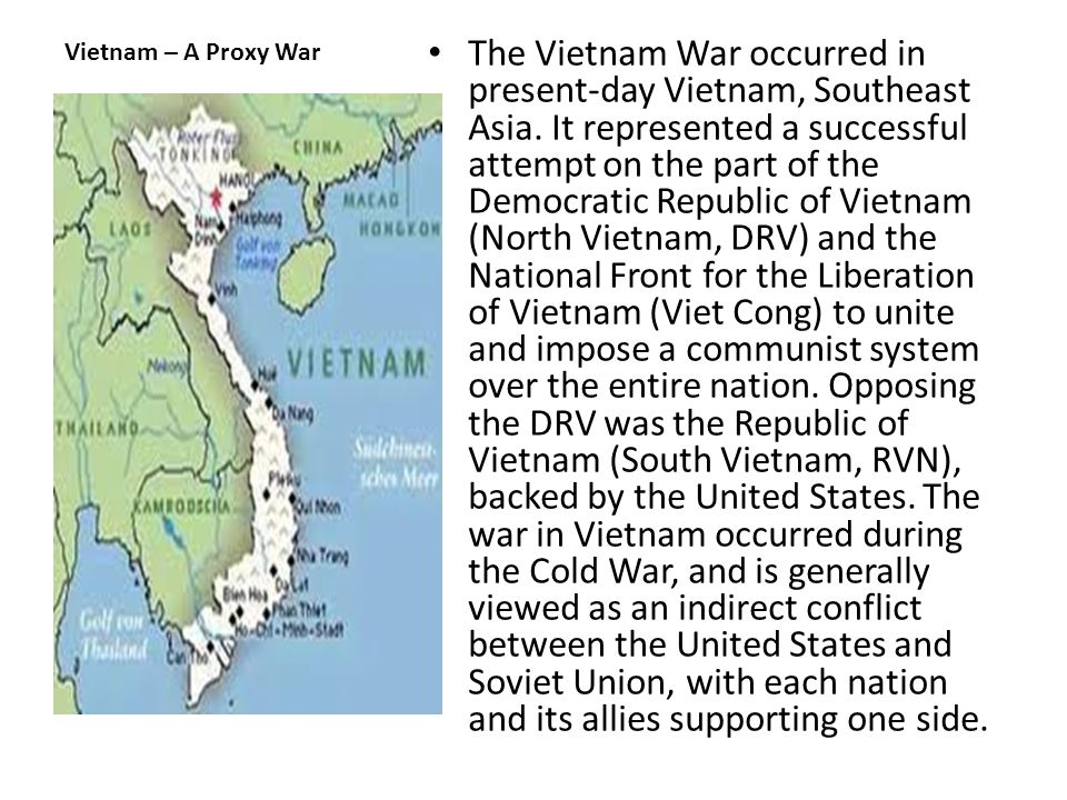 When was the Vietnam War.The most commonly used dates for the conflict are 1959- 1975.