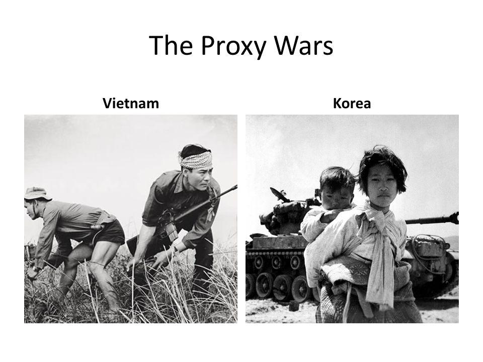 The Proxy Wars VietnamKorea