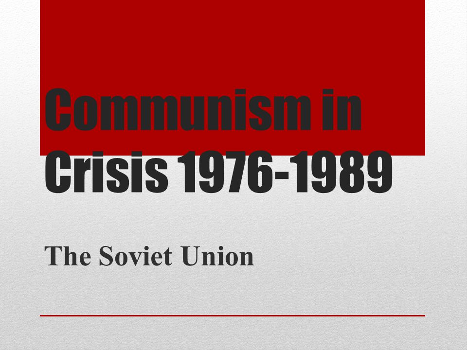 The Brezhnev Era: Domestic - SUMMARY Brezhnev tried to increase living standards with agricultural reforms but failed Brezhnev censored and limited speech People started to protest Brezhnev and Soviet Government in the mid-1970's as living standards worsened Soviet Jews and the Baltic States sought release from the Soviet Union Brezhnev emphasized stability, even though it meant hurting the economy
