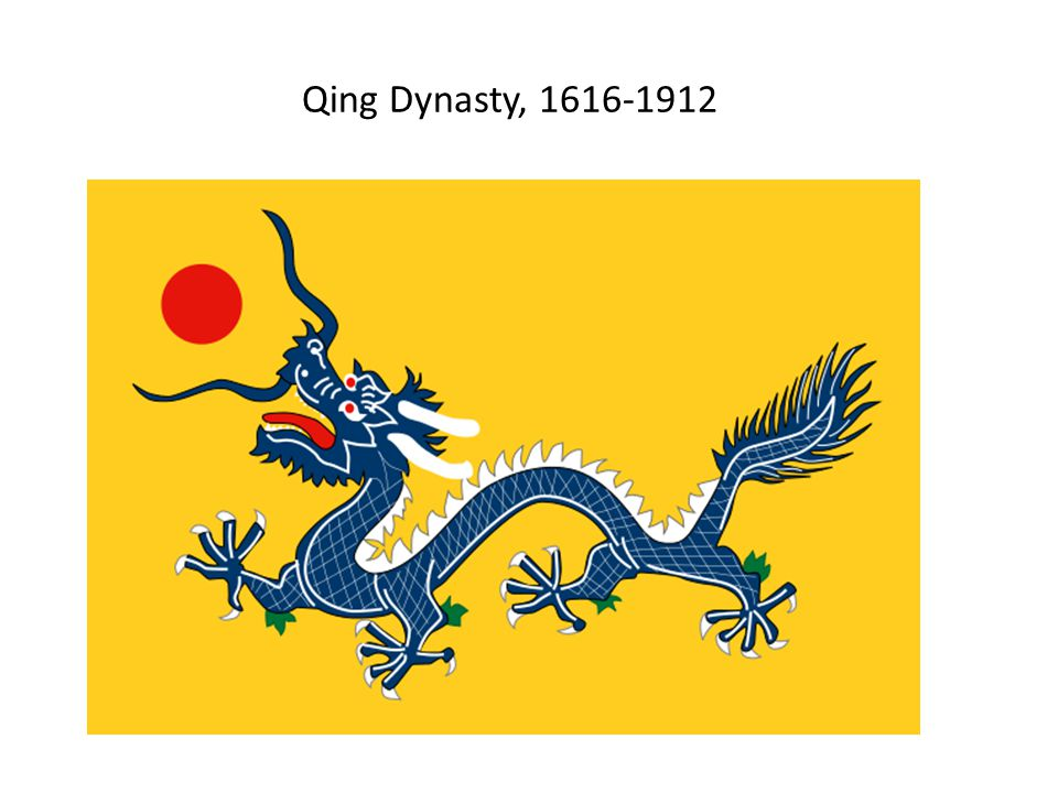 The Qing Empire in 1890