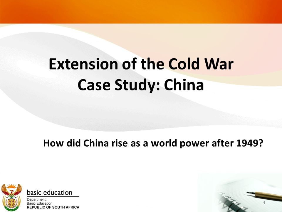 To what extent was China a superpower by the time of Mao's Death in 1976.