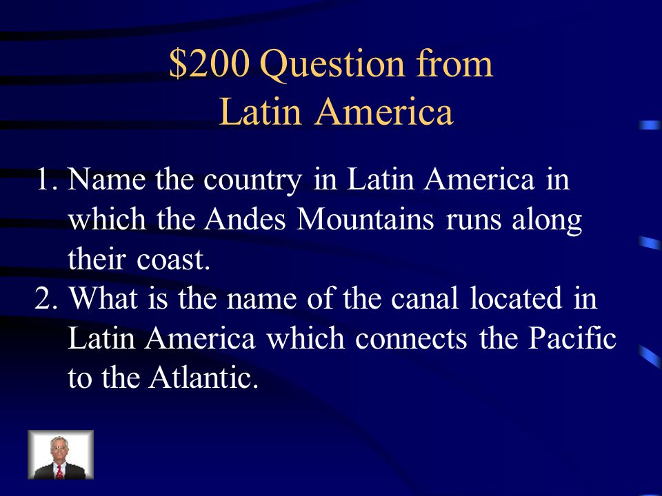 $100 Answer Simon Bolivar