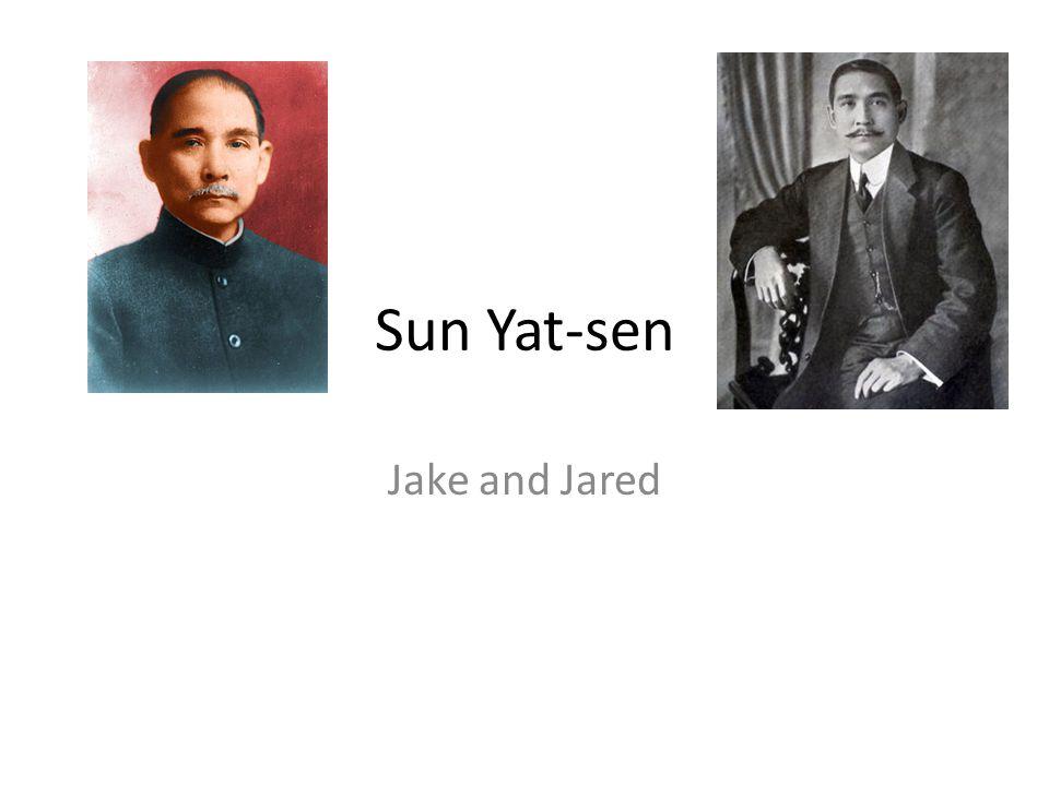 Sun Yat-sen Jake and Jared