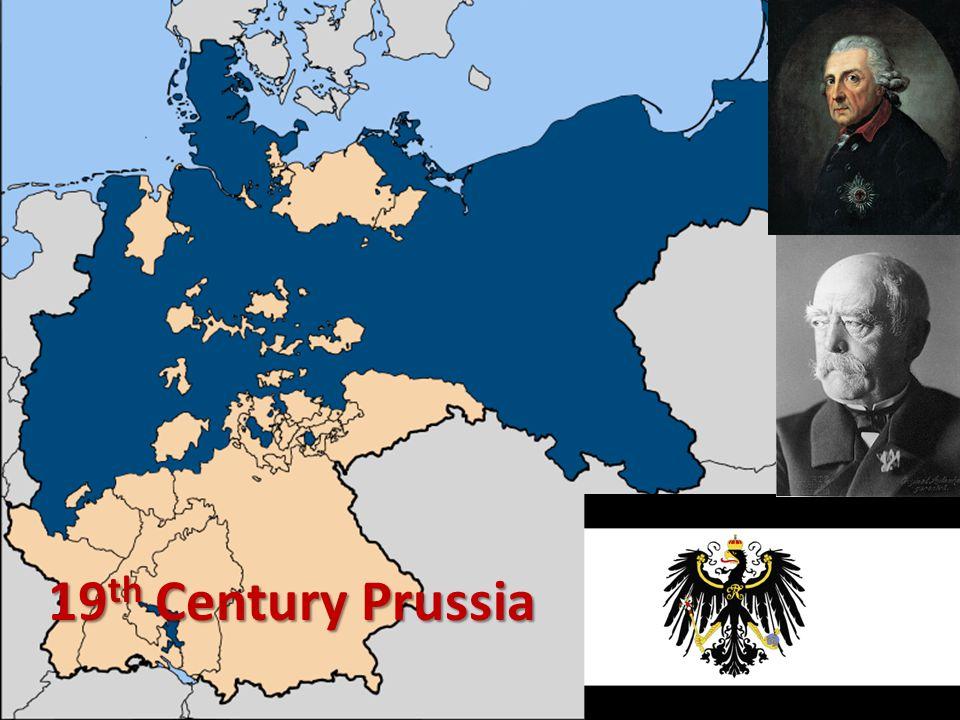 19 th Century Prussia