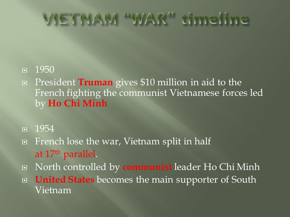  1970  Nixon orders invasion and bombings of Cambodia, attacking supply lines (called Ho Chi Minh Trail )