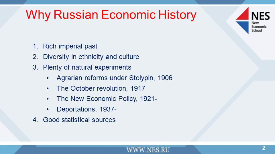 What Do Such Studies Show 1.The effect of institutional choice on political outcomes, and from there on new institutions –For example, Stalin's atrocities in part prevented Zyuganov from returning Russia to communism 2.Hysteresis in policy choices too –For example, regions which did not support agrarian reform in 1905-1906 also failed to support privatization in the 1990s 3.What is Russia's economic path 13