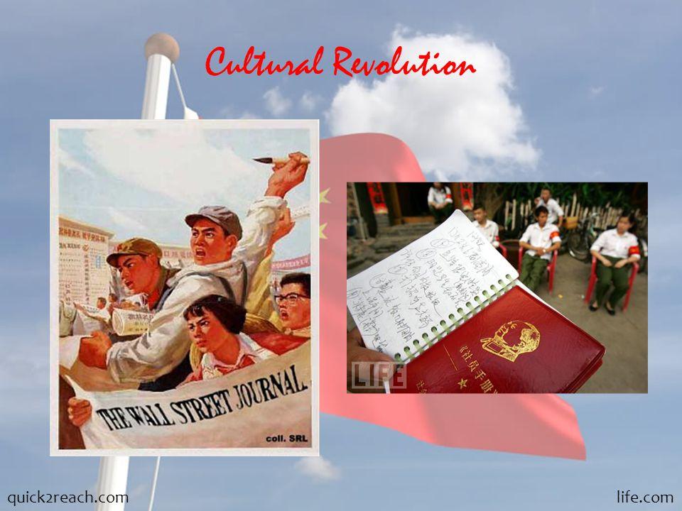 Cultural Revolution quick2reach.comlife.com