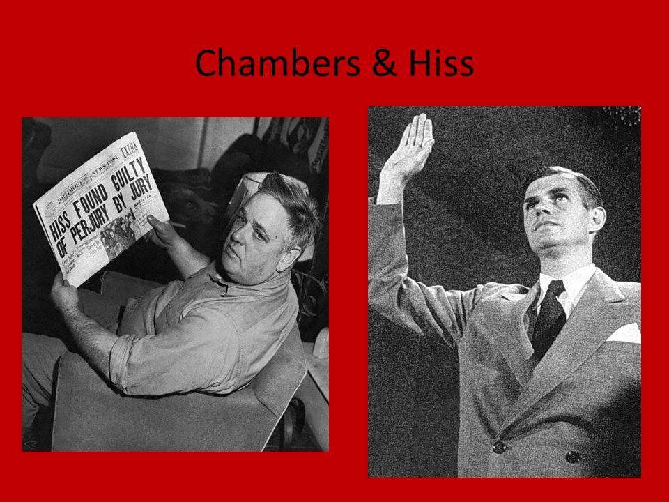 Chambers & Hiss