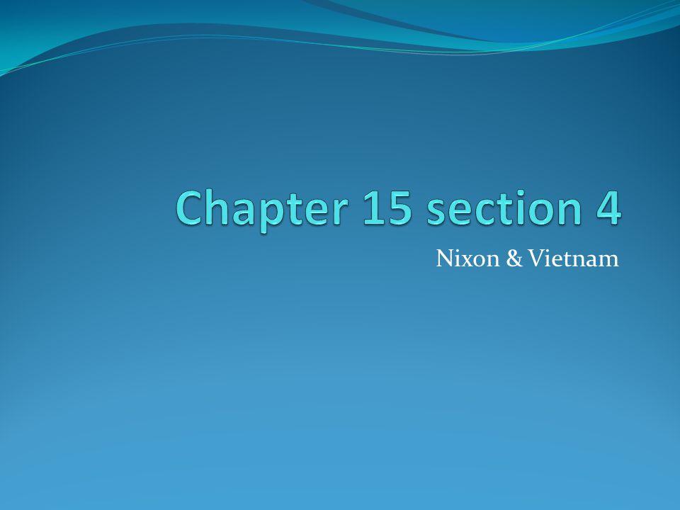 Nixon & Vietnam