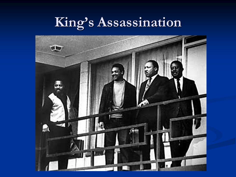 King's Assassination