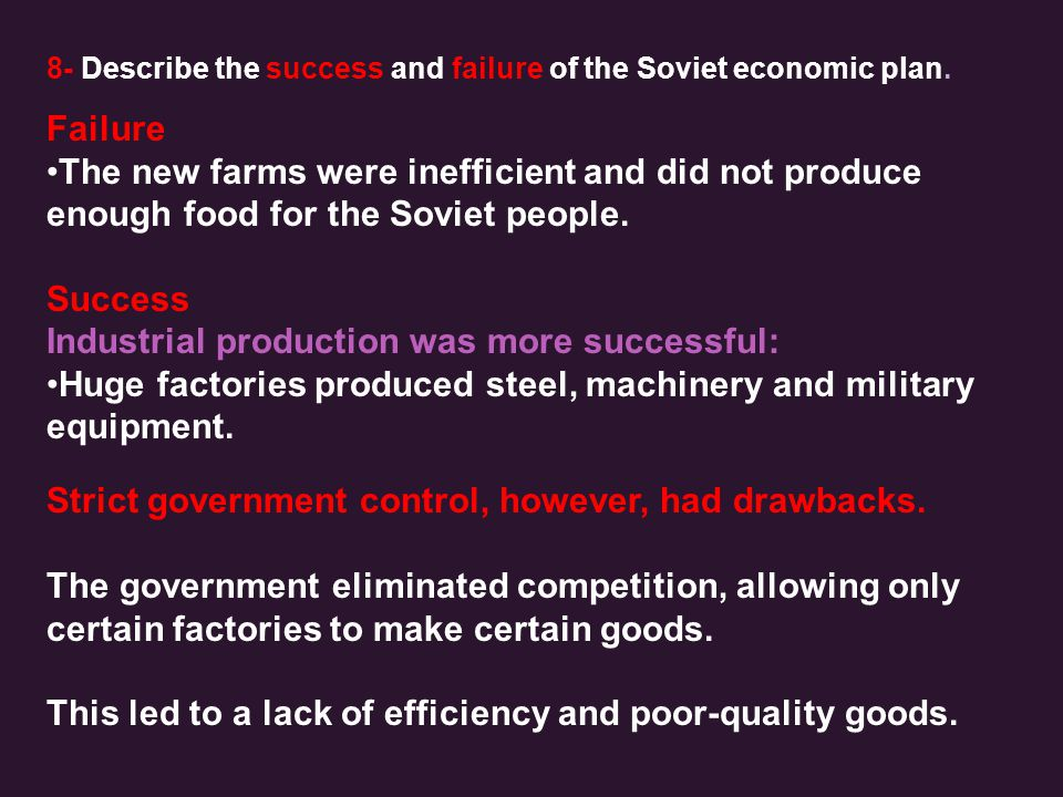 9- Read Soviet Power and list 8-10 facts.Be sure to include content vocabulary.