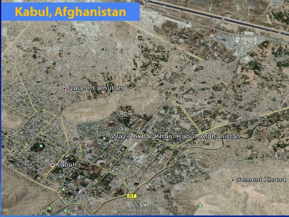 N'Djamena, CHAD http://maps.google.com/ Kabul, Afghanistan