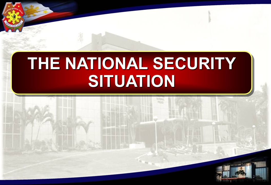  Executive Order No.546 - mandates the PNP to undertake ACTIVE SUPPORT role to the AFP in ISO.