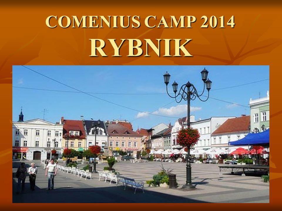 This year the camp was set in Poland, in particular at the «zespół szkół urszulańskich» in Rybnik.