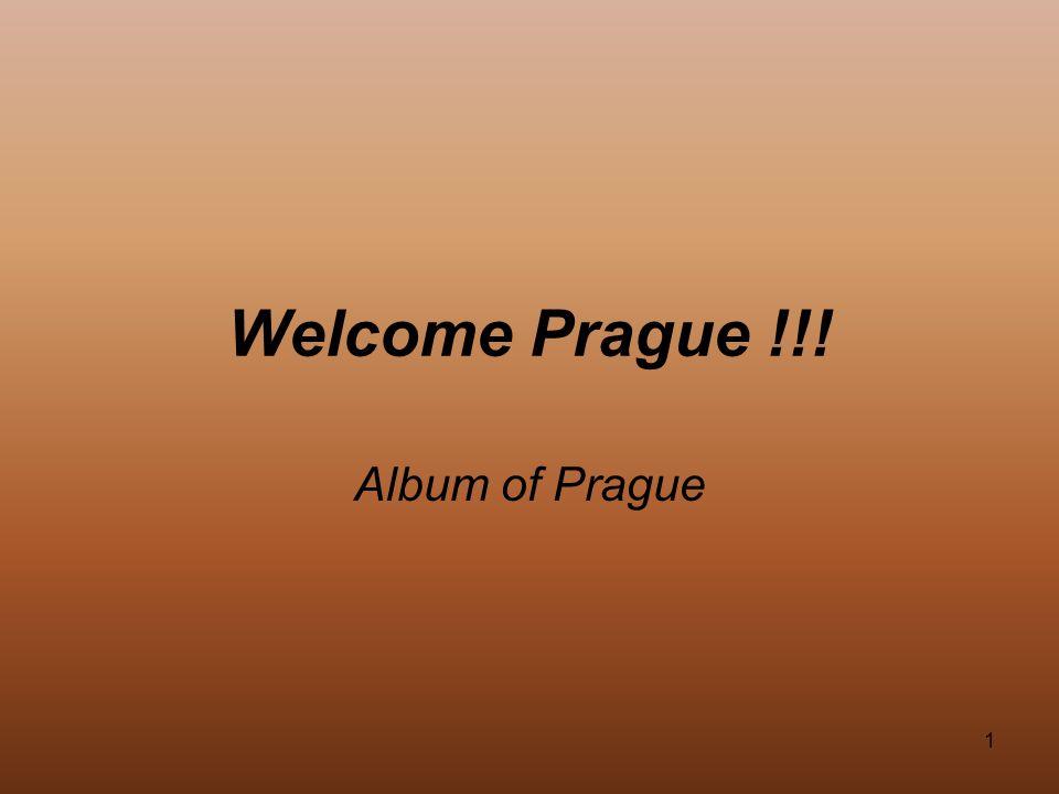1 Welcome Prague !!! Album of Prague
