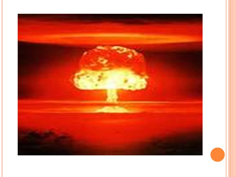 X. T HE A RMS R ACE A. A race to build more and better weapons than your enemy 1. US and the Soviet Union a. Atomic bomb b. Hydrogen bomb 2. Americans