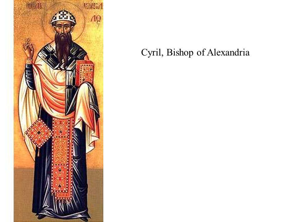 Cyril, Bishop of Alexandria