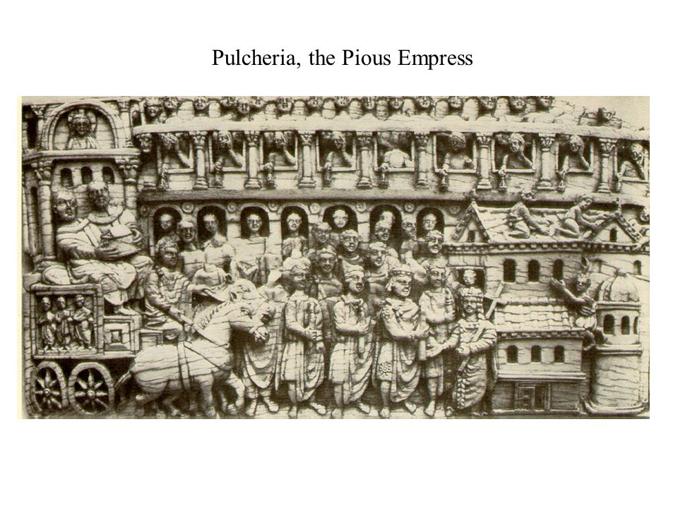 Pulcheria, the Pious Empress