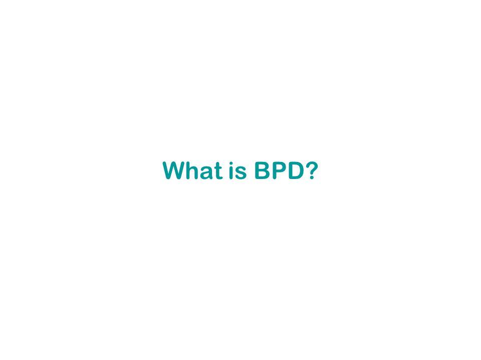 What is BPD