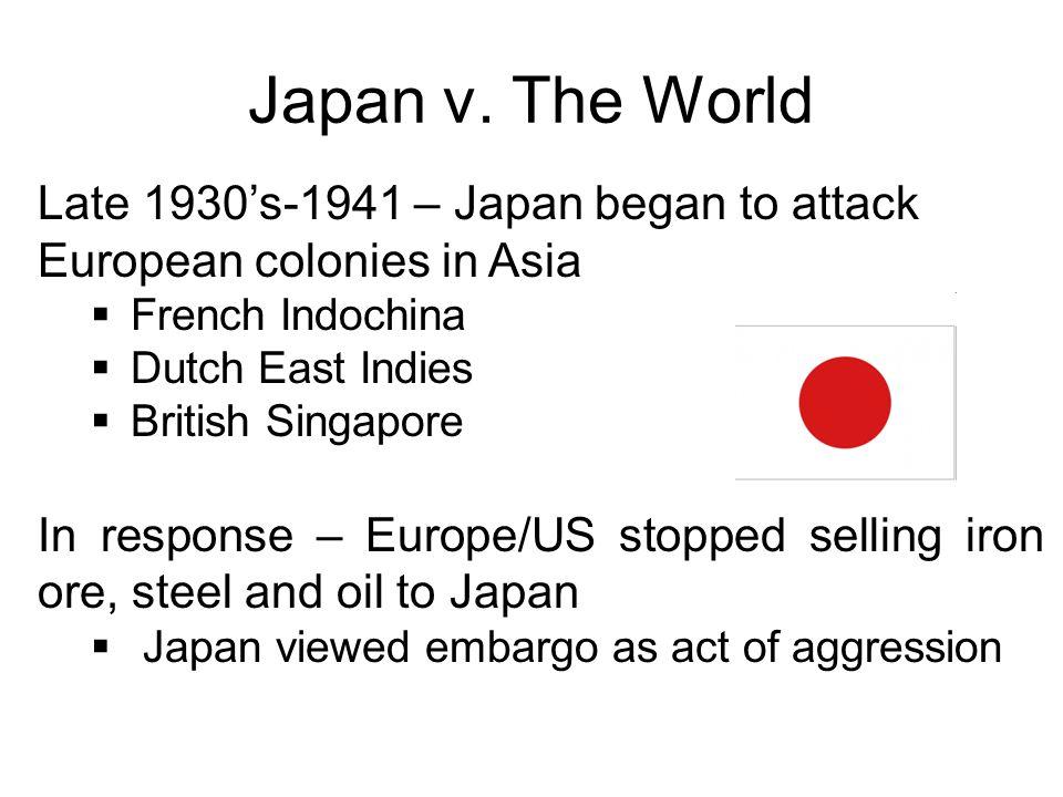 Japan v.