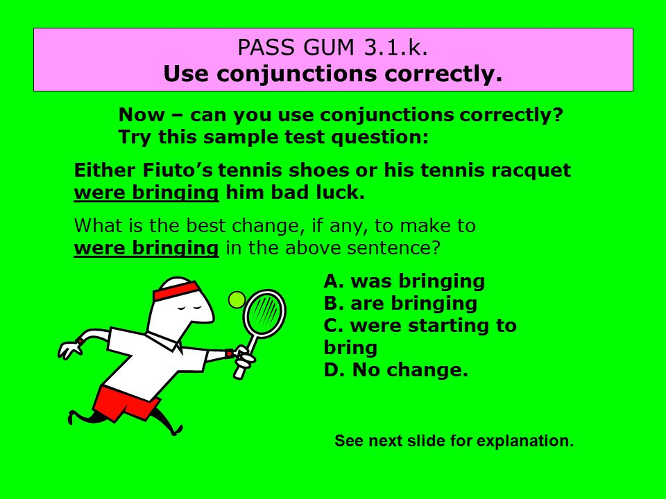 PASS GUM 3.2.b.37 Use a hyphen to divide a compound adjective that precedes a noun.