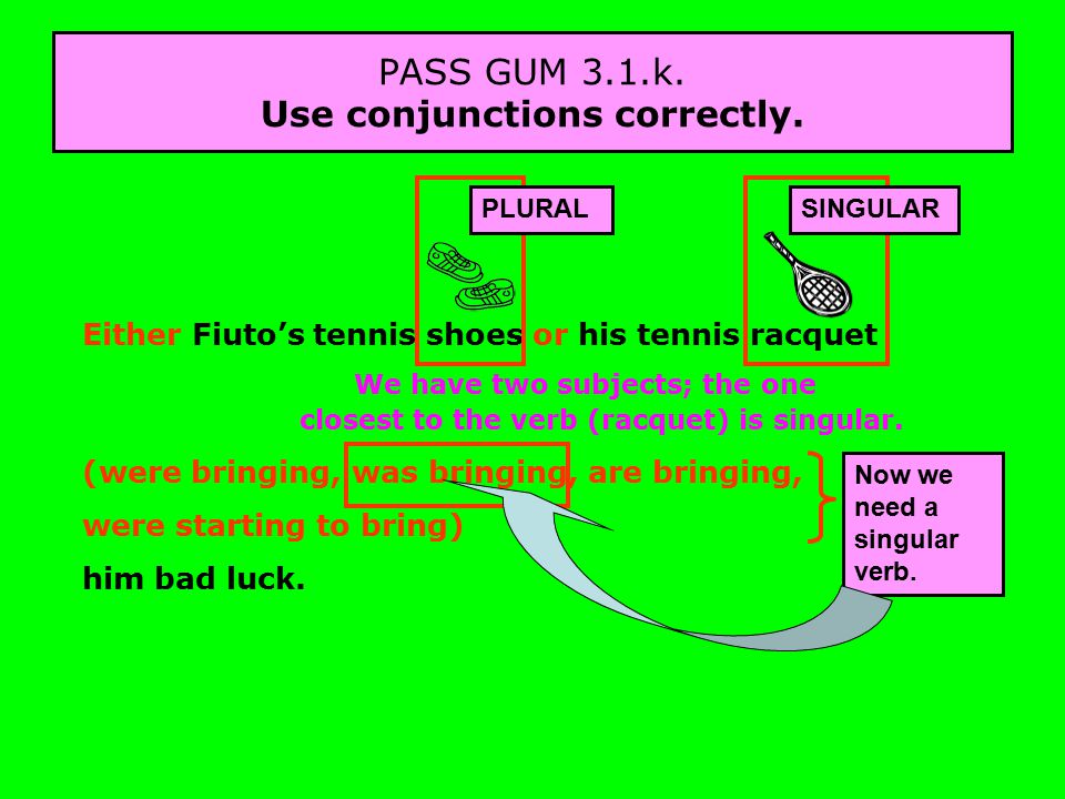 PASS GUM 3.2.b.44.Use an apostrophe and s to form the possessive of a plural noun not ending in s.
