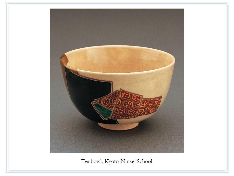 Tea bowl, Kyoto-Ninsei School