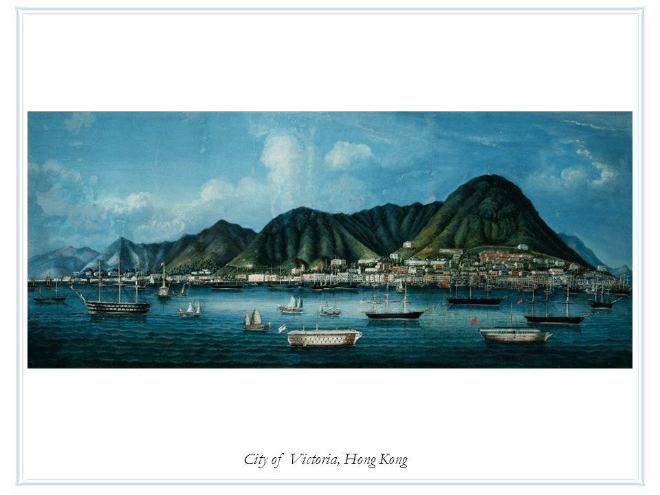 City of Victoria, Hong Kong