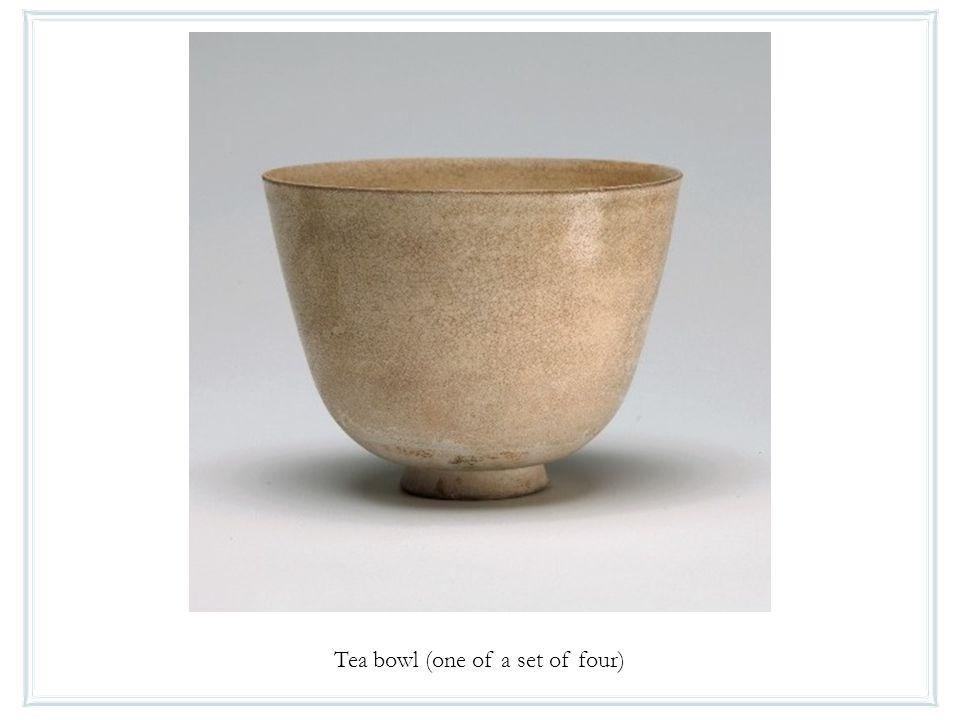 Tea bowl (one of a set of four)