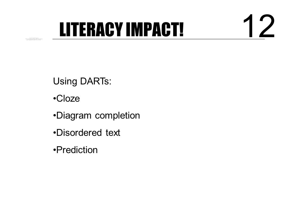 LITERACY IMPACT! Research skills, inc: Prior knowledge Purposes Locating information Interacting with the text Making a record Evaluating information