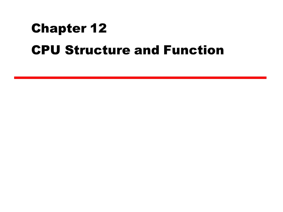 Intel 80486 Pipelining Fetch (Fetch) —From cache or external memory —Put in one of two 16-byte prefetch buffers —Fill buffer with new data as soon as old data consumed —Average 5 instructions fetched per load —Independent of other stages to keep buffers full Decode stage 1 (D1) —Opcode & address-mode info —At most first 3 bytes of instruction —Can direct D2 stage to get rest of instruction Decode stage 2 (D2) —Expand opcode into control signals —Computation of complex address modes Execute (EX) —ALU operations, cache access, register update Writeback (WB) —Update registers & flags —Results sent to cache & bus interface write buffers
